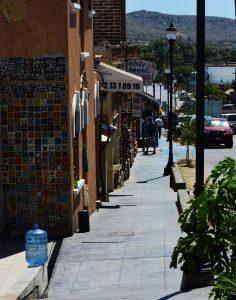 Straight Baja Sidewalk